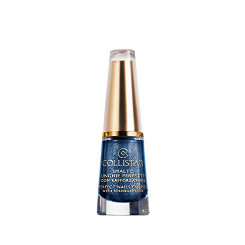 Collistar Nagellack Unghie Perfette N°70 Blu Lamé-Mat 10 ml, Preis/100 ml: 89.5 EUR