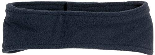 Playshoes Fleece-Stirnband Capo d'Abbigliamento, Blu (Marine), Taglia Unica Kinder-Unisex