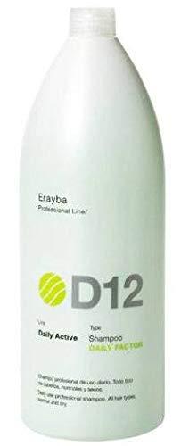 D12 DAILY FACTOR SHAMPOO 1000ML