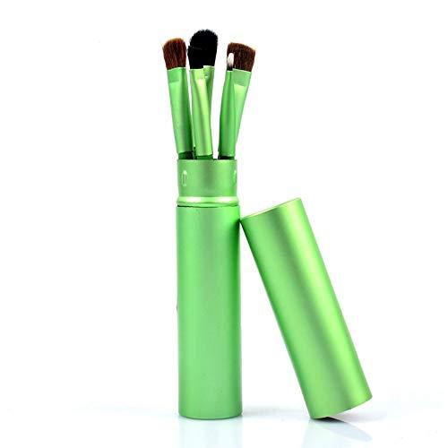 KALFH Pinceaux À Maquillage Pinceaux De Maquillage Set Ombre À Paupières Eye Liner Shadow Brushes Outil De Maquillage avec Support De Tube De Coupe