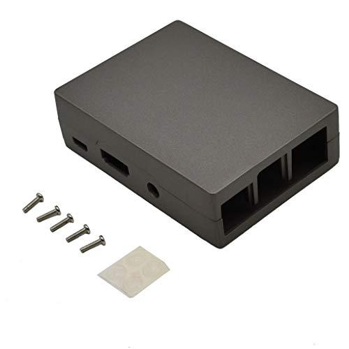 planuuik Aluminum Copper Case Metal Enclosure Cover Shell for Raspberry Pi 3/2 Model B/B+