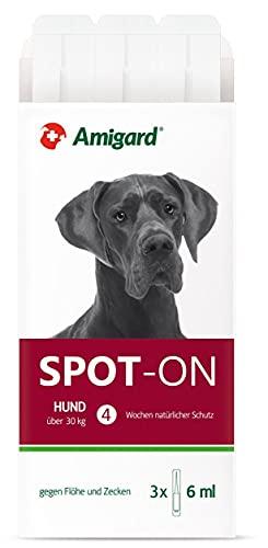 Amigard Spot-On Hund über 30kg 3X 6ml
