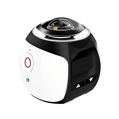 YQGOO Cámara digital impermeable Full HD 1080P cámara subacuática 16 MP videocámara subacuática con 1200 mAh recargable punto de batería y grabación DV Cámara impermeable para esnórquel