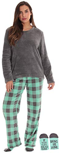 Best womens fleece pajamas