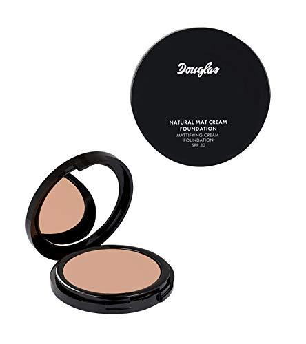 Douglas Make-Up 11g Natural Mat Cream Foundation Grundierung mattierende Creme SPF 30 Umber