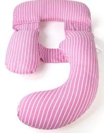 Almohada de cintura para mujeres embarazadas, almohada posicional, almohada de embarazo para dormir, almohada de tipo G embarazada, suministros de artefacto para levantamiento de estómago E