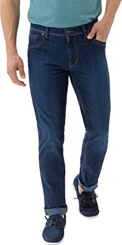 BRAX Herren Style Cadiz Ultralight Blue Planet: Nachhaltige Five-Pocket Jeans, Blau (DARK BLUE USED), 38W / 36L