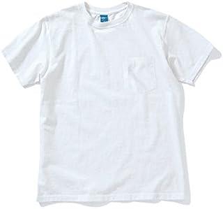 [グッドオン] Good On ポケット 半袖Tシャツ 無地 S/S POCKET TEE GOST0903C/0903P L ホワイト