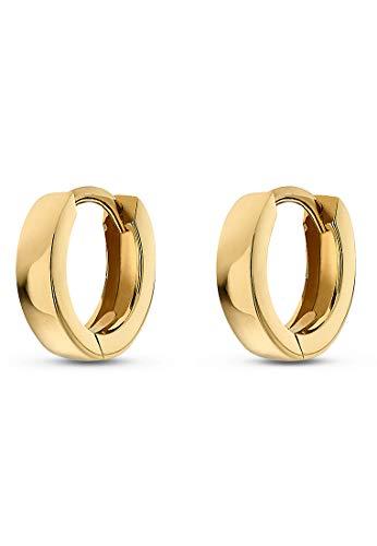 CHRIST Gold Damen-Creolen 333er Gelbgold One Size 85987429