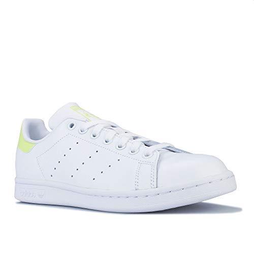 adidas Stan Smith W - Zapatillas deportivas para mujer, color blanco, 37 1/3
