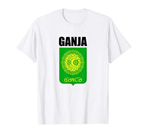 Seal Of Ganja Azerbaijani Souvenir Republic Of Azerbaijan T-Shirt