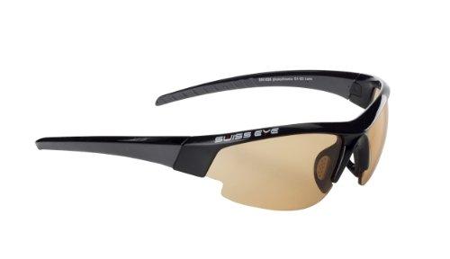 Swiss Eye Swiss Eye Sportbrille Gardosa Evolution, black matt/gun metal, One size