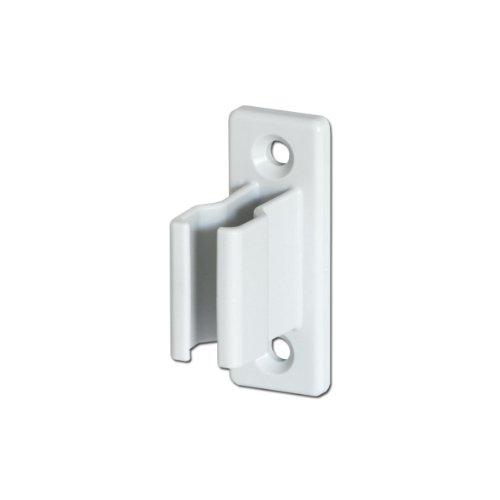 Kurbelhalter weiß für alle Gelenkkurbeln von 12 bis 17 mm Durchmesser