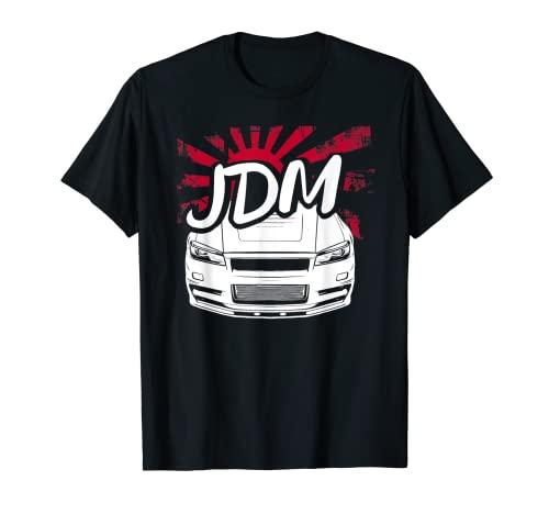 R33, jdm cars motorsport Coches Jdm, R34, motor 2jz 2Jz Camiseta