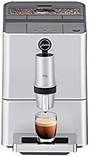 Jura ENA Micro 5 Automatic Coffee Machine, Silver (Renewed)