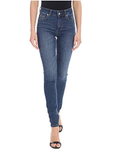 Liu-Jo UXX037D4186 Jeans Frauen Blau 33