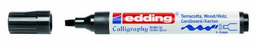 Edding Creative Calligraphy Marker 1455black 5mm