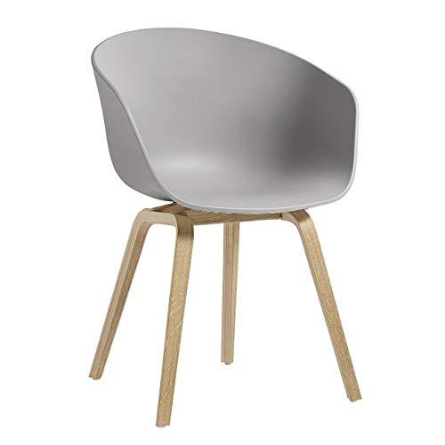About A Chair AAC22 / AAC 22 Stuhl Hay-Hellgrau