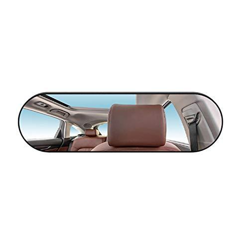 KKmoon Auto Rückspiegel Universal Innenspiegel Saugnapf Spiegel für Auto 220 * 65mm