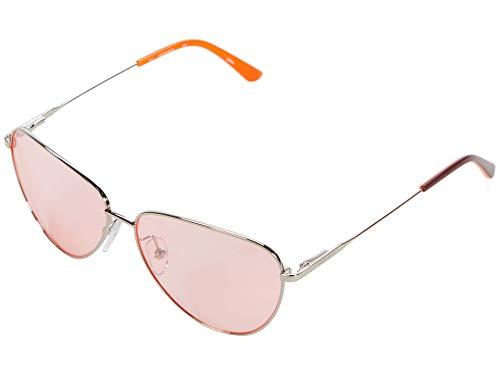 Calvin Klein Damen Ck19103s Sonnenbrille, Nickel, Standard