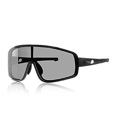 Cool Change Desir Cycling Glasses Polarized UV400 TR90 Unbreakable Lightweight Biking Running Driving Baseball Sunglasses for Men Women