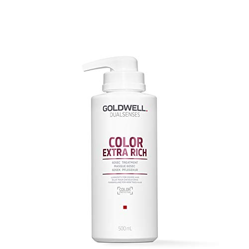 Goldwell Dualsenses color Extra Rich 60 Seconds Trattamento di cura Kur, 1er Pack (1 X 500 ML)