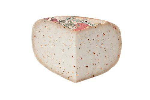 Ziegenkäse Gouda Tomate / Olive | Premium Qualität | Viertel Käse - 1,1 kilo