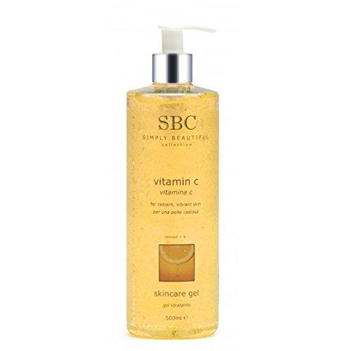 SBC Vitamin C Skincare Moisturising Gel (500ml)