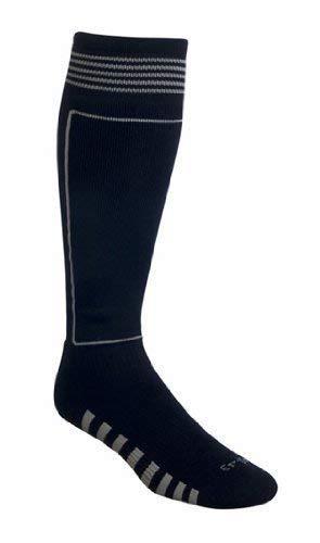 Thibet Ski- Strümpfe mit Schurwolle Ski Socks Farbe: marine, Größe: 44-47