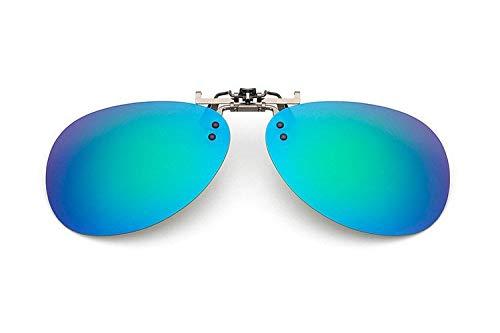Glqwe Zonnebril klassiek, gepolariseerd, retro van de actie van kleurrijke Sole zonnebril