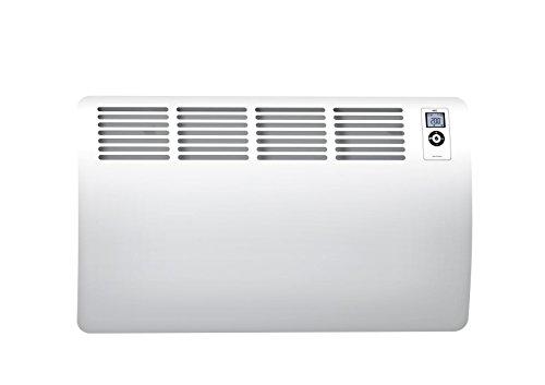 AEG Haustechnik, AEG Wandkonvektor WKL 2000 Comfort, für ca. 20 m², elektronische LC-Display, Wochentimer, Kurztimer, Überhitzungsschutz, Alu-Front, lernfähige Regelung, 238720, 230 V, weiß, W