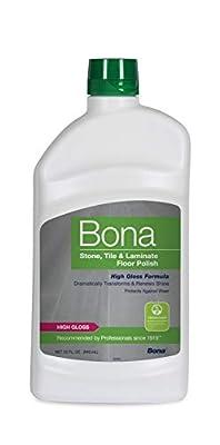 Bona Hardwood Floor Polish - Low Gloss