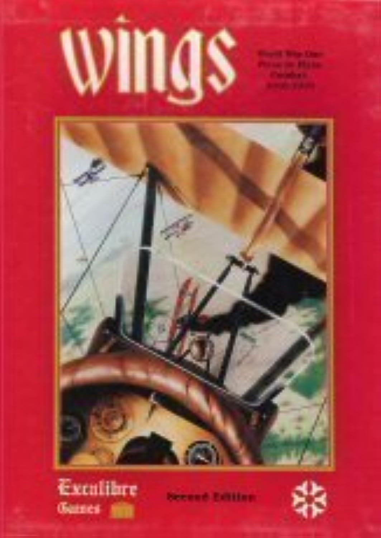 venderse como panqueques Wings  World War One One One Plane to Plane Combat - 1916-1918 (2nd Edition) by Excalibre Juegos   Yaquinto  Vuelta de 10 dias