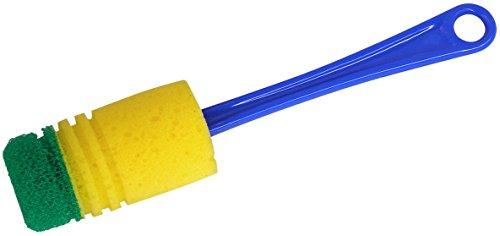 Fackelmann 41621 Kannenreiniger, Bürste für Isolierkannen, 2-farbig
