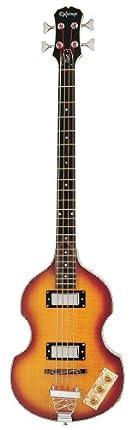 Epiphone Viola Bass - Bajos eléctricos, color vintage sunburst
