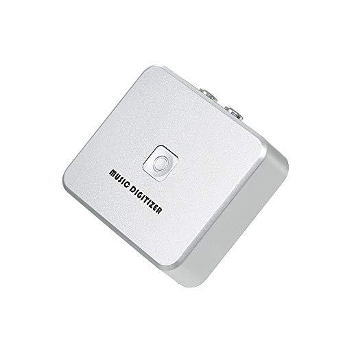 Docooler Music Player Music Digitizer Aufnahme analoger Musik in SD-Karte USB-Laufwerk Mini-USB-Anschluss Wiedergabe Fernbedienung