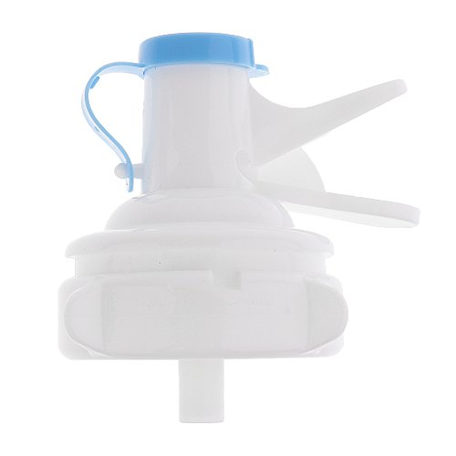 Fenteer Wasserspenderventil Für 55 Mm Trinkflasche Mit Krone Wiederverwendbarer Wasserkrugdeckel Ersatzhahn Inklusive Deckel Schmutzabdeckung