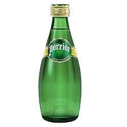 ペリエ (Perrier) プレーン 炭酸水 瓶 330ml 「直輸入品] ×24本