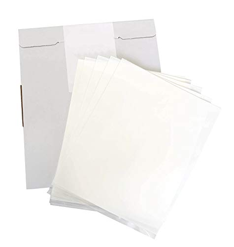 """Supreme Icing Sheets 12 Pack Premium White 8.5"""" x 11"""" by MeganJDesigns"""