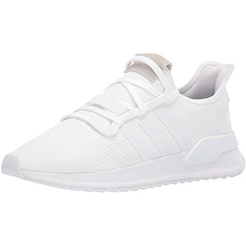 adidas U_Path Run J, Scarpe da Ginnastica, Ftwr White/Ftwr White/Ftwr White, 36 EU