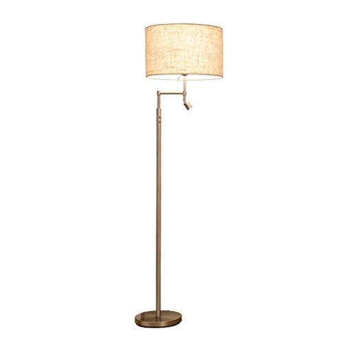 ZGP-LED Luces de piso Lámpara de lectura Lámpara de pie LED moderna de pie Lámpara de mesa sofá de la sala de estudio de la lámpara sala de lectura Piano dormitorio de la lámpara de iluminación lámpar