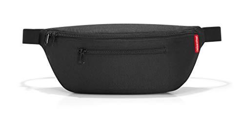 reisenthel beltbag M Gürteltasche 36 x 14,5 x 9 cm / Volumen: 3 l / Polyester black