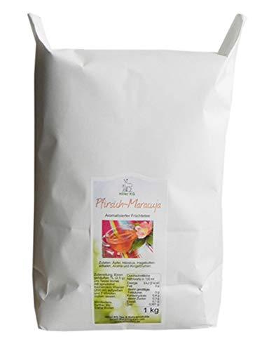 Hiller Aromatisierter Früchtetee mit Pfirsich-Maracuja-Geschmack 1 kg