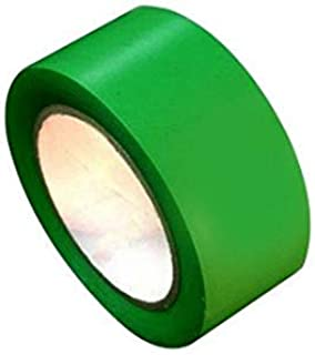 MMWILLCARE PVC Electrical Insulation Green Tape 50 MM Wide x 60 Meter.