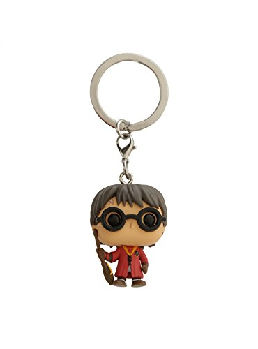 Funko - Pocket POP Keychain: Harry Potter - Quidditch