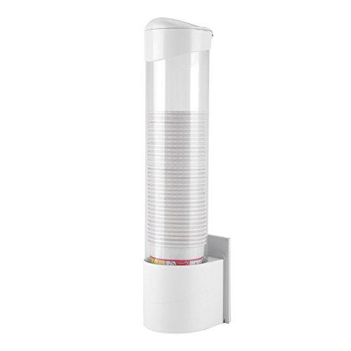 Dispensador de Agua Portavasos Plástico de Alta Capacidad...