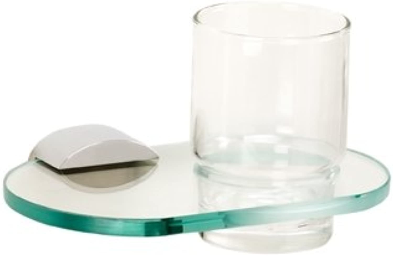 Alno A7670-PC Contemporary III Modern Tumbler Holder, 6-3 4 , Polished Chrome