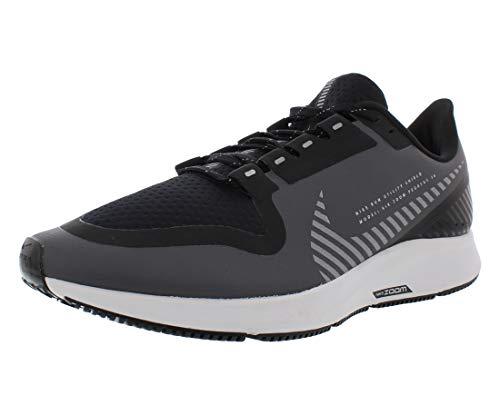 Nike Air Zoom Pegasus 36 Shield, Zapatillas de Atletismo Hombre, Multicolor (Cool Grey/Silver/Black/Vast Grey 003), 41 EU