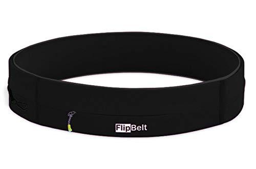 Flipbelt Zipper Fitness Gürtel Black Größe XXS 2020