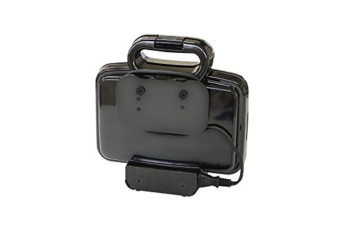 Vitantonioワッフル&ホットサンドベーカー[焼き型2種付き/ブラック]VWH-200-K